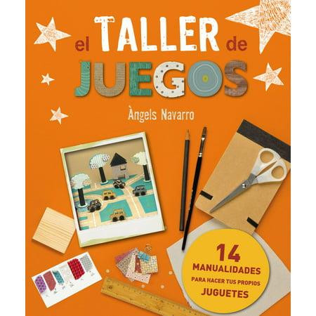 Taller de juguetes - eBook (Mejores Juguetes De Halloween)