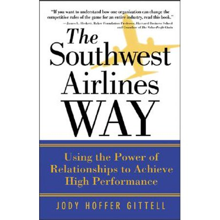 - The Southwest Airlines Way (Paperback)