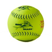 "Decker Blue Shark 12"" Classic M Synthetic Softball D12SYUSSCLM-6PK by Decker-Check only"