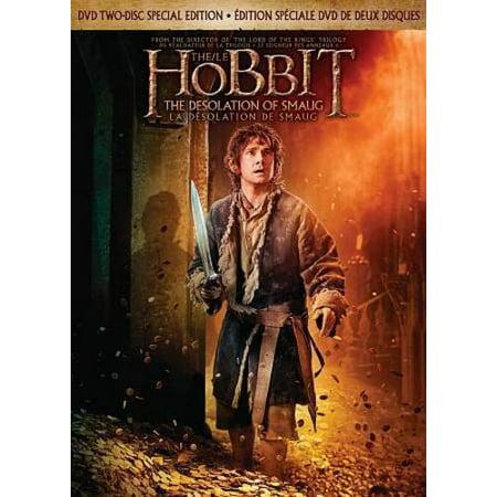 THE HOBBIT: THE DESOLATION OF SMAUG [DVD BOXSET]