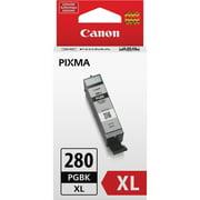 Canon, CNMPGI280XLPBK, PG-280 XL Pigment Black Ink Cartridge, 1 Each