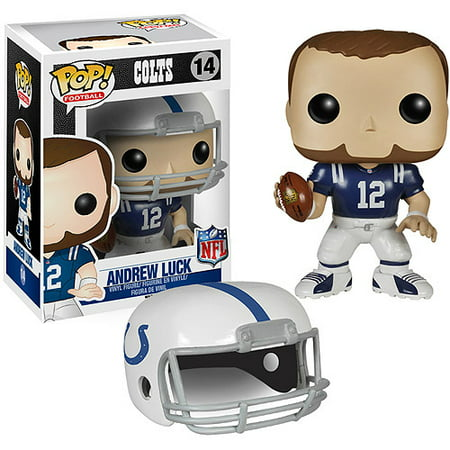 Funko Pop  Nfl Wave 1 Vinyl Figure  Andrew Luck