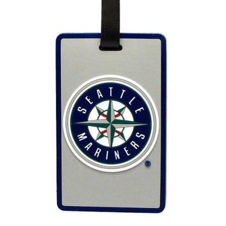 Amino USA Seattle Marineers - MLB Soft Luggage Bag Tag
