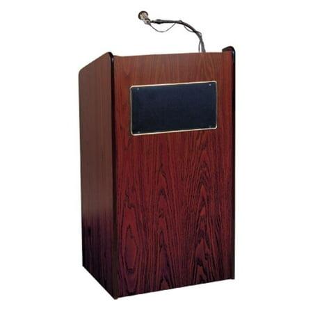 Oklahoma Sound Aristocrat Podium/Floor Lecterns