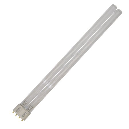 36w Actinic Straight Pin (Philips TUV PL-L 36w Single Tube 4-Pin 2G11 Compact UVC Germicidal lamp )