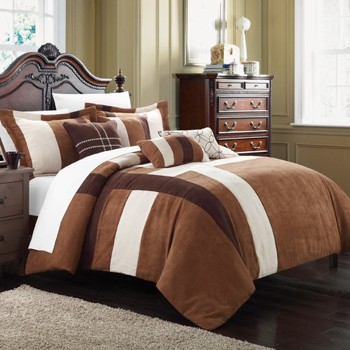 Beautiful Customer Reviews. Chic Home Regina 7 Piece Comforter Set