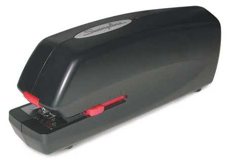 "8-1 2"" Electric Stapler, Black ,Swingline, S7048200A by SWINGLINE"