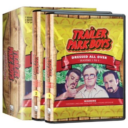 Trailer Park Boys: Dressed All Over - Complete Collection - Halloween Party Movie Trailer