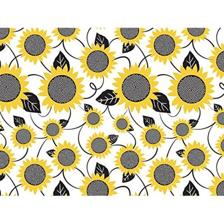 SunFlower Print Gift Wrap Tissue paper 20