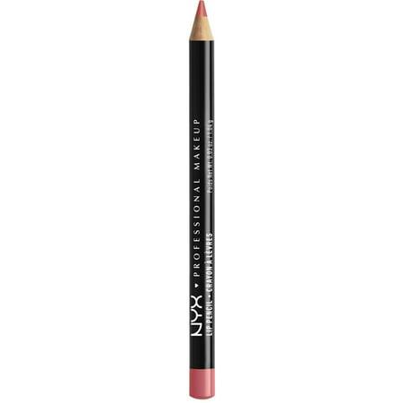 3 Pack - NYX Professional Makeup Lip Liner Pencil, Hot Red 0.04 oz