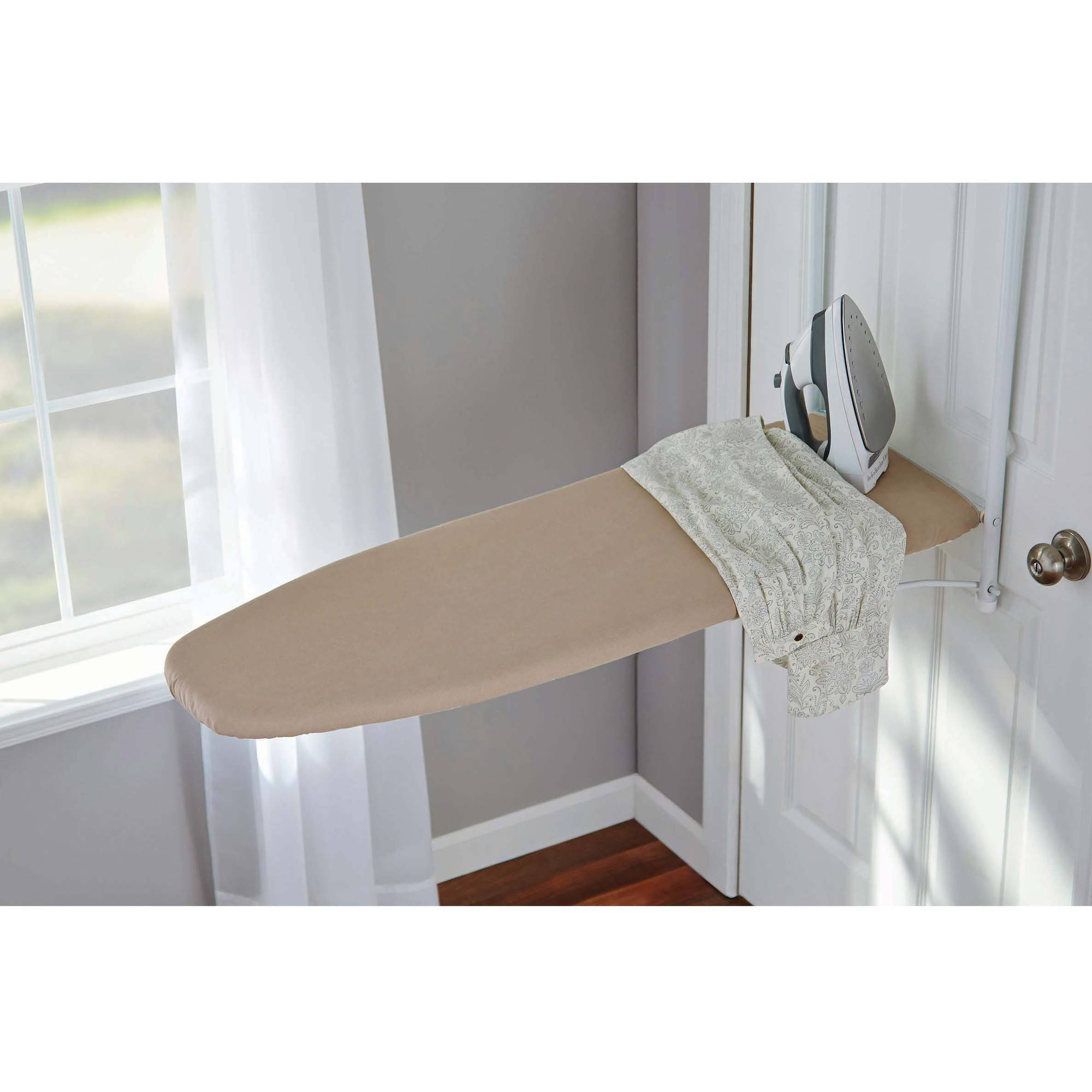 Mainstays Over-The-Door Iron Cover and Pad