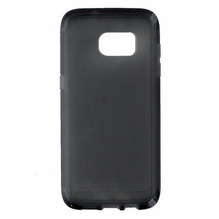 official photos 4e6d5 28c62 Tech21 Evo Frame Series Shell Case for Samsung Galaxy S7 Edge - Smoke /  Black