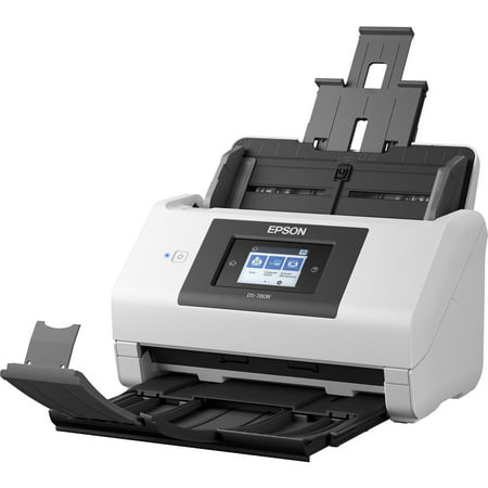 Epson Ds 780N Network Color Document Scanner