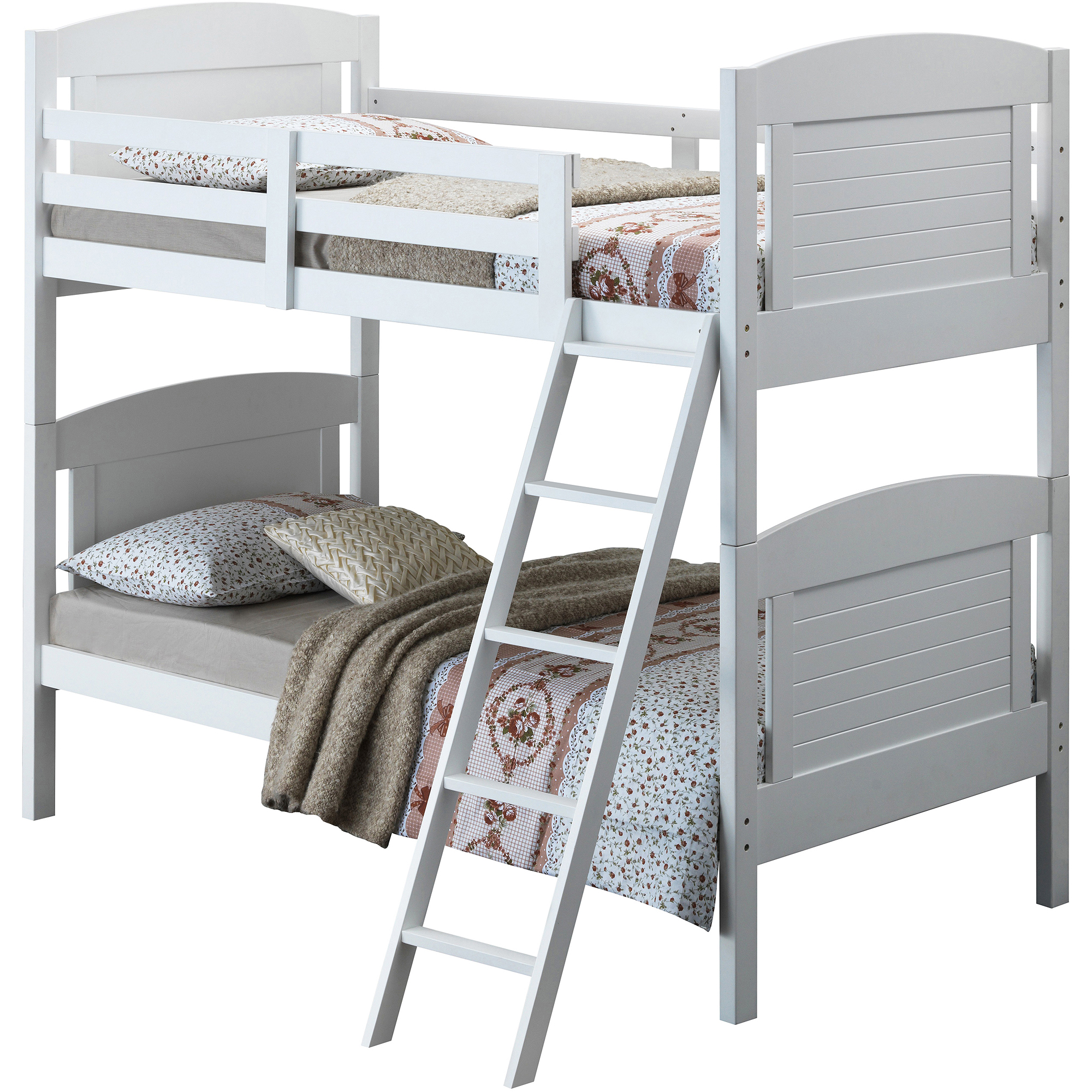 Broyhill Kids Nantucket Twin Over Twin Bunk Bed White Box 3 Of 3