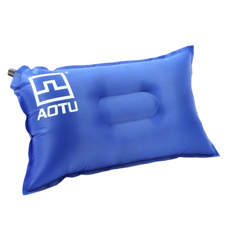 Automatic Inflatable Re Arm (Outdoor Automatic Inflatable Bed Travel Air Pillow Cushion Pad for Camping Hiking Backpacking )