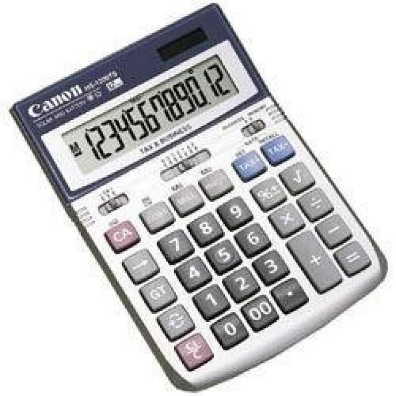 CANON - Calculators
