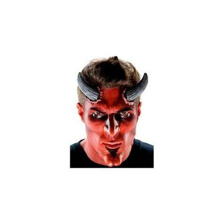 Large Devil Horns Adult Costume Makeup