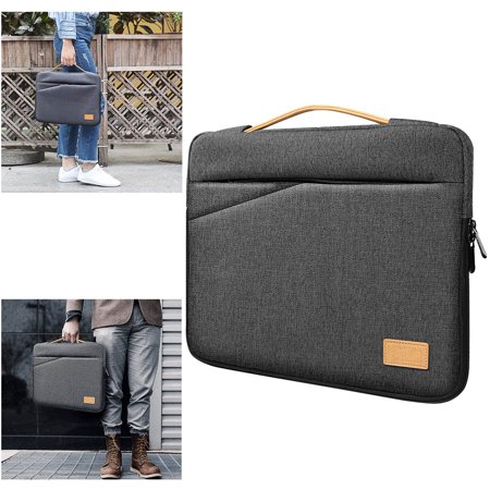 Carrying Case Briefcase - 13-13.5 Inch Laptop Sleeve Case Bag for Macbook Pro/ProRetina HP Dell Acer Asus Thinkpad Laptops Notebooks Ultrabooks Tablets with Handle Spill-Resistant Carrying Case Protector Briefcase Handbag