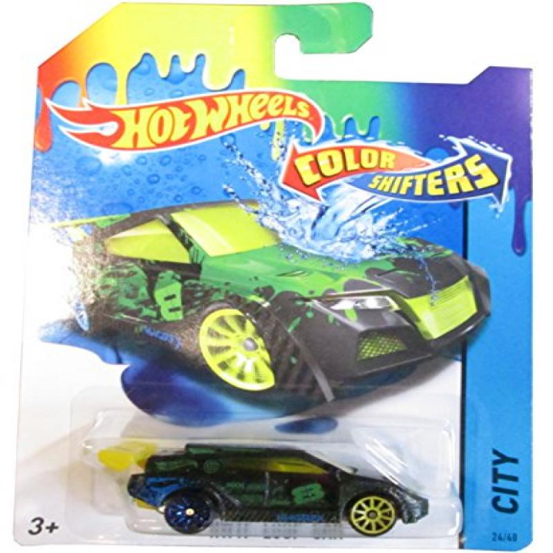 Hot Wheels Color Shifters HWTF Loop Car No. 24 48 by