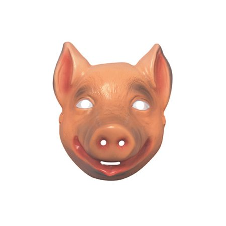 Basic Pig Mask Rubies 3276](Pig Masks For Kids)