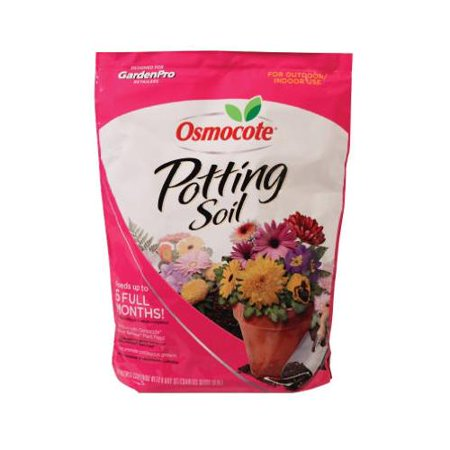 SCOTTS GROWING MEDIA 72778949 Osmocote Potting Soil-8QT GP OSMOCOTE POT SOIL