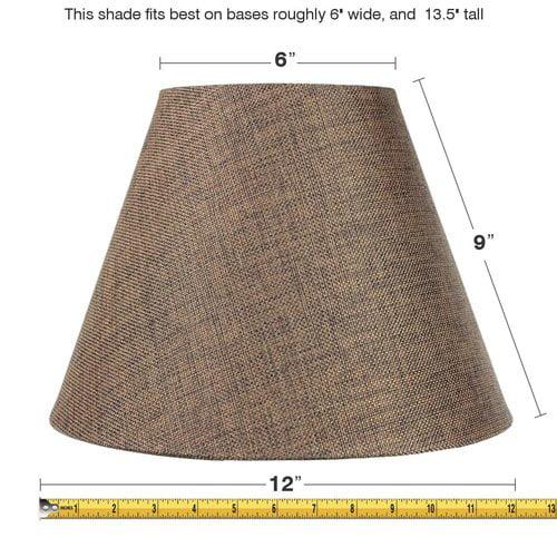 Fabric Empire Lamp Shade Com, Slip Uno Drum Lamp Shades