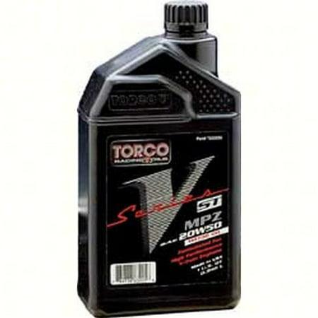 Torco T630060CE  T630060CE; V-Series St Motor Oil 60W Liter