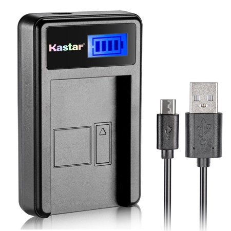 Kastar LCD USB Charger for Sony NP_FP51 NP_FP50 NP_FP30 and DCR_30 DVD103 DVD105 DVD203 DVD205 DVD305 DVD92 HC20 HC21 HC26 HC30 Size_1 LCD charger                                 Package Includes_ 1 x LCD USB Charger  1 x Micro USB  Battery Compatible_  Sony NP_FP30, NP_FP50, NP_FP51, NP_FP60, NP_FP70, NP_FP71, NP_FP90, NP_FP91   Charger Compatible_  Sony TRV, TRV_U   Compatible with the following models_ Sony DCR_30  Sony DCR_DVD92  Sony DCR_DVD103  Sony DCR_DVD105  Sony DCR_DVD202  Sony DCR_DVD203  Sony DCR_DVD205  Sony DCR_DVD304  Sony DCR_DVD305  Sony DCR_DVD403  Sony DCR_DVD404  Sony DCR_DVD405  Sony DCR_DVD505  Sony DCR_DVD602  Sony DCR_DVD605  Sony DCR_DVD653  Sony DCR_DVD703  Sony DCR_DVD705  Sony DCR_DVD755  Sony DCR_DVD803  Sony DCR_DVD805  Sony DCR_DVD905  Sony DCR_HC16  Sony DCR_HC17  Sony DCR_HC18  Sony DCR_HC19  Sony DCR_HC20  Sony DCR_HC21  Sony DCR_HC22  Sony DCR_HC23  Sony DCR_HC24  Sony DCR_HC26  Sony DCR_HC27  Sony DCR_HC28  Sony HDR_HC3  Sony DCR_HC30  Sony DCR_HC32  Sony DCR_HC32  Sony DCR_HC33  Sony DCR_HC35  Sony DCR_HC36  Sony DCR_HC39  Sony DCR_HC40  Sony DCR_HC41  Sony DCR_HC42  Sony DCR_HC43  Sony DCR_HC44  Sony DCR_HC46  Sony DCR_HC65  Sony DCR_HC85  Sony DCR_HC94  Sony DCR_HC96  Sony DCR_SR30  Sony DCR_SR40  Sony DCR_SR50  Sony DCR_SR60  Sony DCR_SR70  Sony DCR_SR80  Sony DCR_SR90  Sony DCR_SR100  Sony HDR_HC3  Sony HDV_1080i