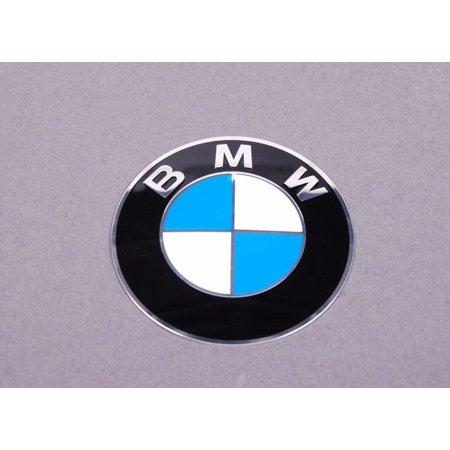 - BMW WHEEL CENTER CAP EMBLEM DECALS STICKERS 70MM SINGLE GENUINE NEW OEM