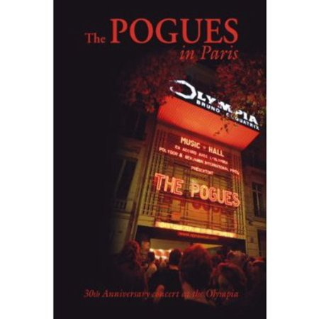 Pogues in Paris: 30th Anniversary Concert (CD) (The Pogues The Ghost Of A Smile)