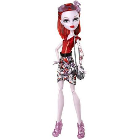 Monster High Boo York, Boo York Frightseers Operetta - Operetta Monster High