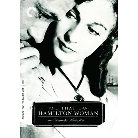 That Hamilton Woman (Criterion Collection) (DVD) ()