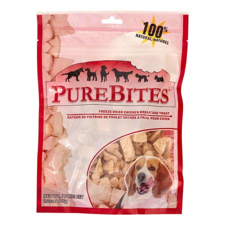 PureBites Chicken Breast Dog Treats, 6.2oz / 175g / Value -
