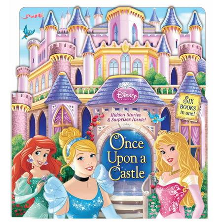Disney Princess Once Upon a Castle : Hidden Stories