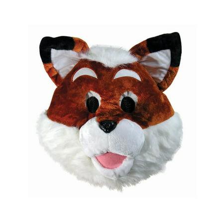 Halloween Fox Mascot Masks
