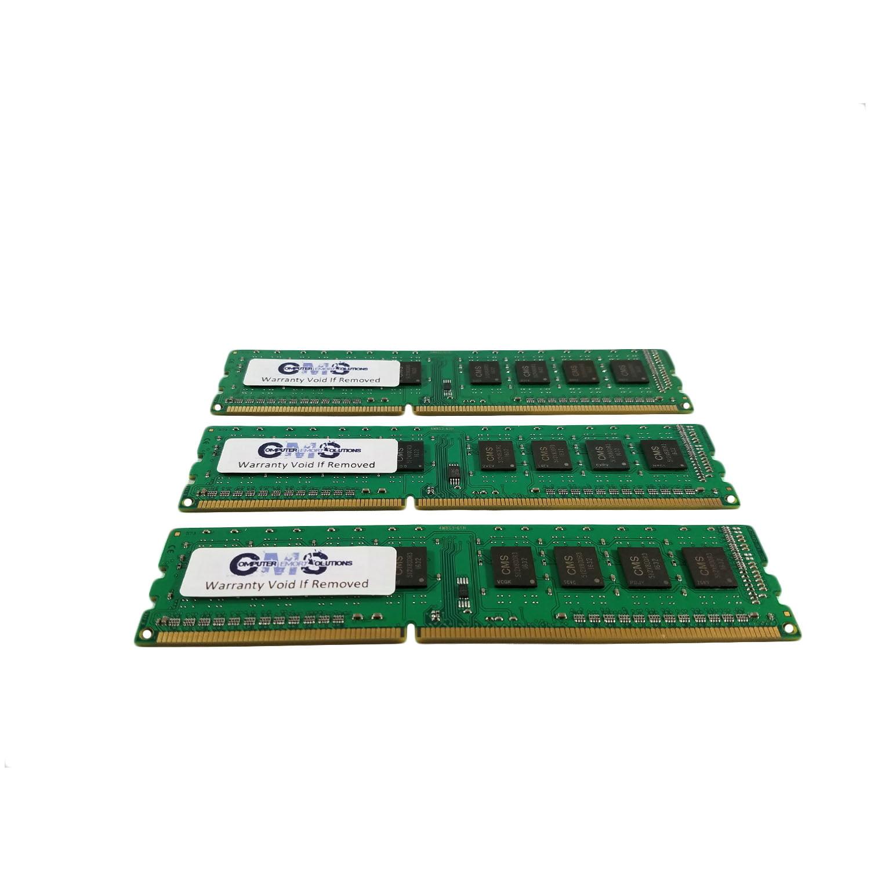 12GB 3x4GB Memory RAM 4 HP//Compaq Workstation Z600 B3 SERIES DDR3 ECC B81