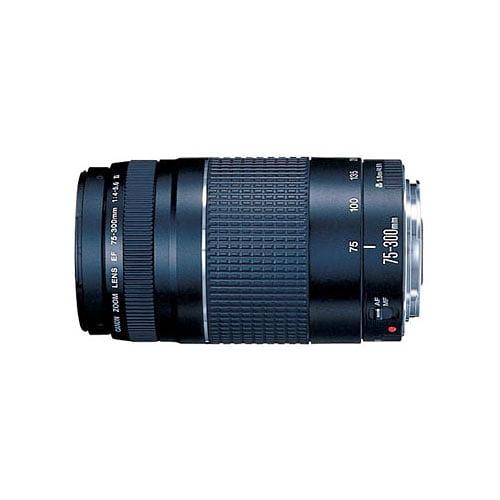 Canon EF 75-300mm f/4-5.6 III Telephoto Zoom Lens