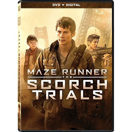 Maze Runner: The Scorch Trials (DVD)