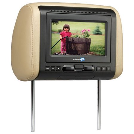 Audiovox Avxmtghr1d 7 Headrest Monitor With Built In Dvd Player