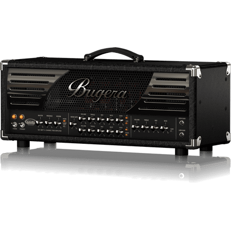 400w Guitar Amp Head (Bugera 333XL Infinium 3-Channel Guitar Tube Amp Head - 120)