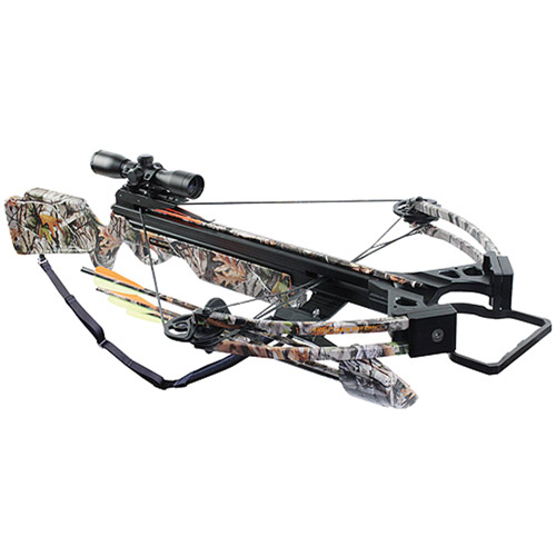 Arrow Precision Inferno Firestorm II Crossbow Package