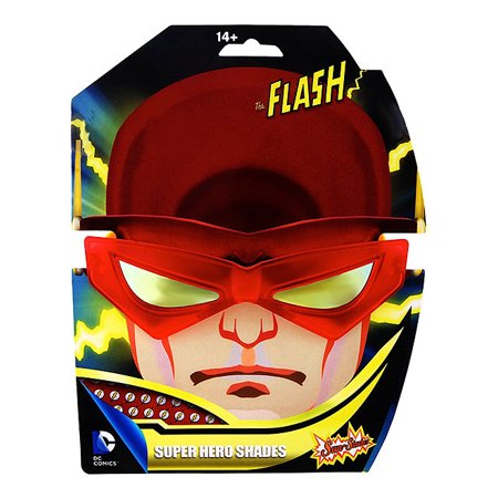 Flash Sun-Staches DC Comics Barry Allen Central City Officially Licensed](Allen Halloween Mp3)
