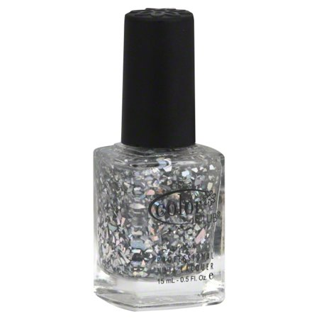 Forsythe Cosmetic Group Color Club  Nail Lacquer, 0.5 oz ()
