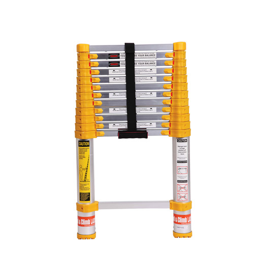 Xtend+Climb 770P 12.5' Telescoping Ladder Type II, 225Lb by Xtend and Climb