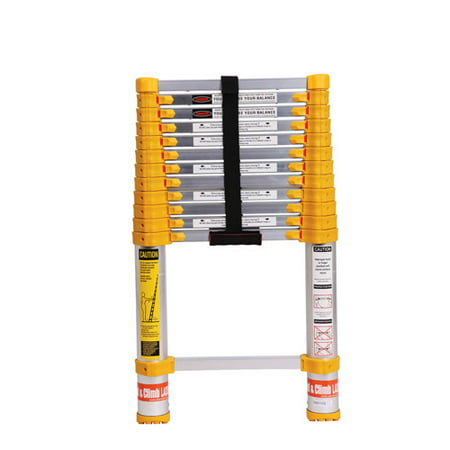 770P PLUS 12.5 ft Telescoping Ladder