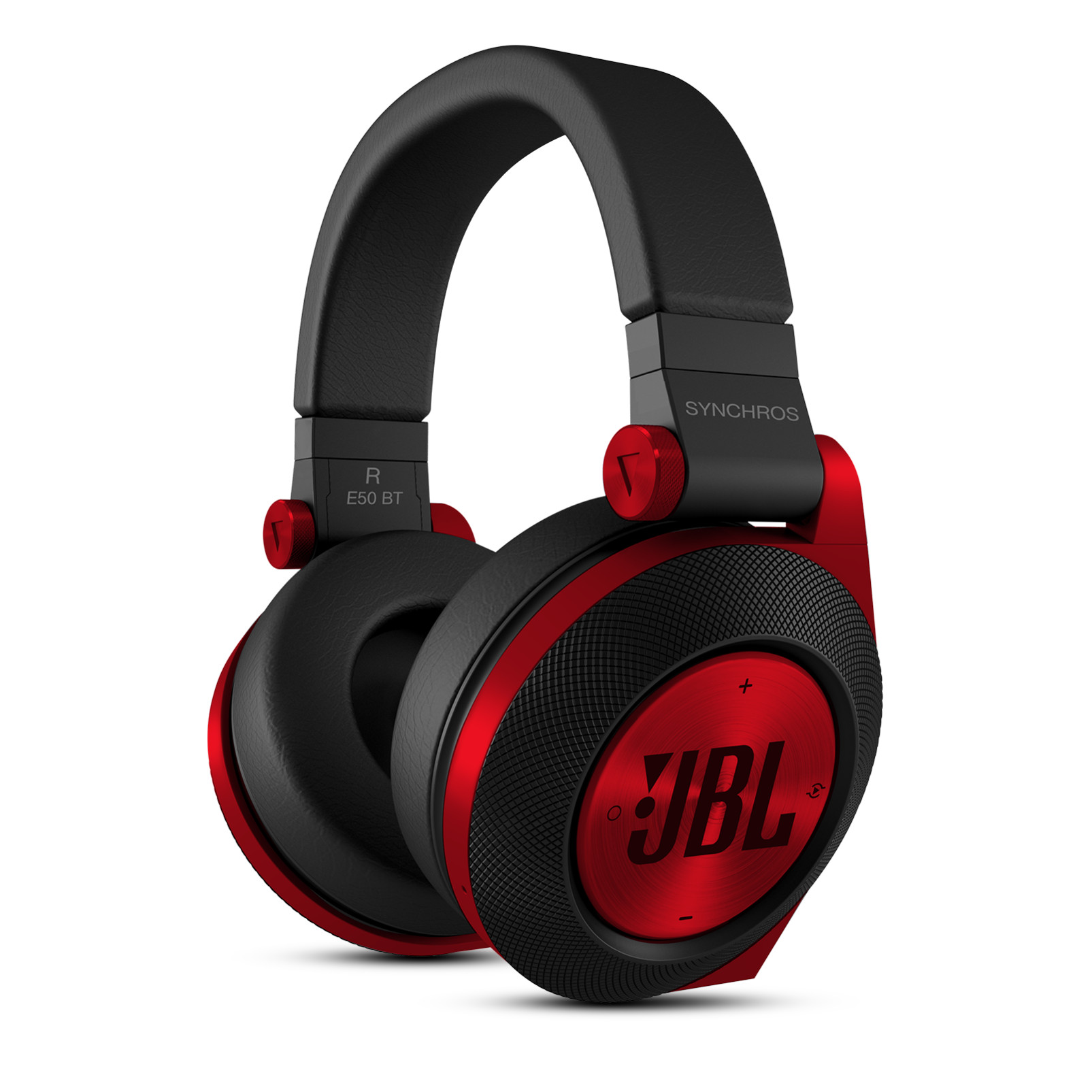 JBL E50 BT Red Over Ear Bluetooth Headphones Walmart