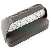 Alphalite WPA-22/5K 22W 1650Lum  Outdoor Wall Pack LED light fixture