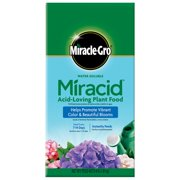 Miracle Gro 4 lb. Water Soluble Miracid Acid-Loving Plant Food