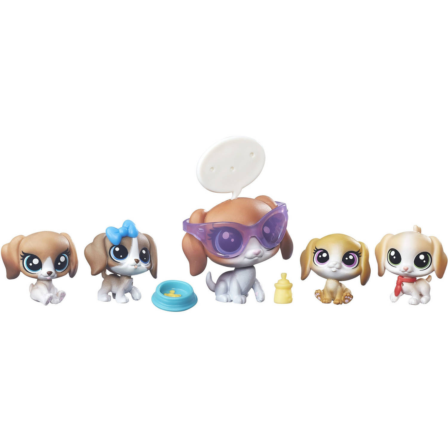 Hasbro Littlest Pet Shop Beagle Family