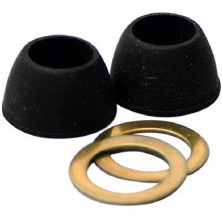 Brass Craft Service Parts 709501 0.5 in. Master Plumber Cone Washer, 2 Pack - image 1 of 1